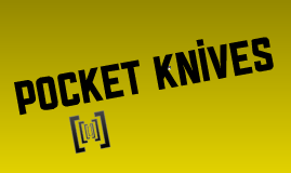 Copy of pockte knies