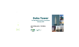 Doha Tower - February 2015
