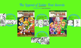 Four Swords Hero's Journey