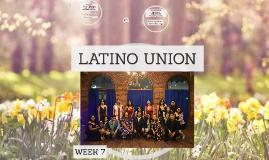 LU Week 7
