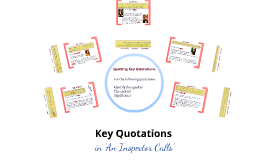 Key Quotations