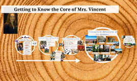 Getting to Know Mrs. Vincent
