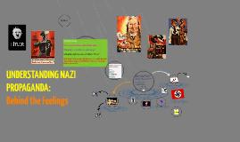 Understanding Nazi Propaganda during the Holocaust: underlyi