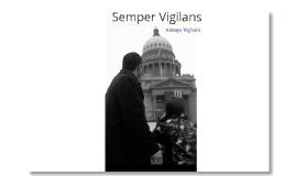 Semper Vigilans TEDxSunriver