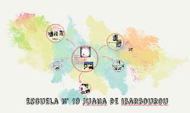 Escuela n° 19 Juana de ibarbourou