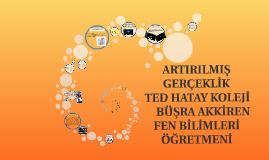 ARTIRILMIŞ GERÇEKLİK