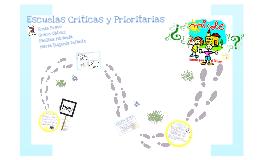Escuelas Críticas y Prioritarias.