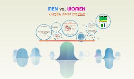 MEN vs. WOMEN