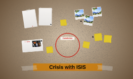 Crisis with ISIS