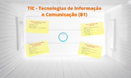 TIC (B1)