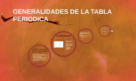 Generalidades de la tabla periodica by lizbeth flores on prezi urtaz Choice Image