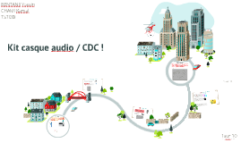 Kit casque audio / CDC !