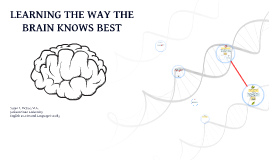 LEARNING THE WAY THE BRAIN KNOWS BESTSusan L. McGee, M.A.