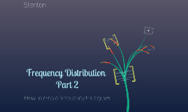 Frequency Distribution pt 2