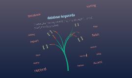 database keyword