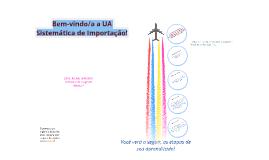 Sistemática de Importação