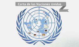 Carta Naciones Unidas, estructura y posibles reformas