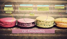 Copy of CEC Paragraphs