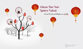 Chinese New Year: