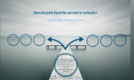 Junk Food in Schools pt. 2