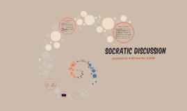 Socratic Discussion