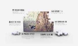 3D Puzzle Effect - Prezi template