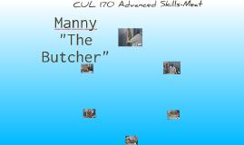 CUL 170 Advanced Skills-Meat