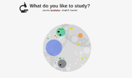 What do you like to study?