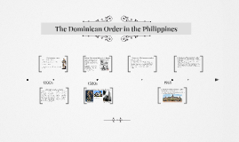 Copy of The Dominican Order in the Philippines