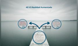 4D VS Realidad Aumentada Poncho