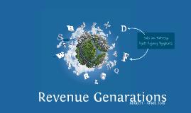 Revenue Generations Hyatt Regency Yogyakarta March - April 2016