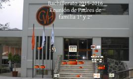 Reunion 12 2014-2015