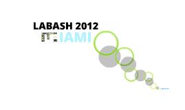 LABASH 2012