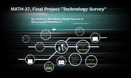 MATH-37 Final Project Presentation