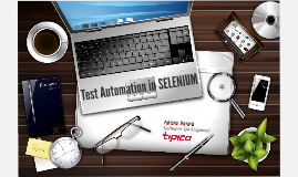 Test Automation @Tipico
