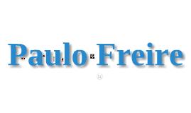 Paulo Freire - Experiencias Aprendizaje