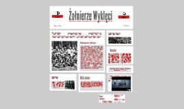 Copy of Żołnierze Wyklęci
