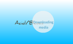 Acid/Properties
