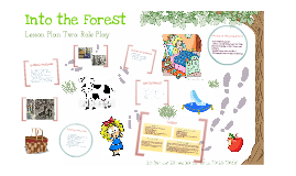 Copy of English Unit of Work : Into the Forest