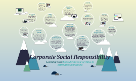 Lesson 3 - Corporate Social Responsibility
