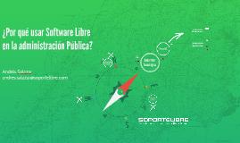 Copy of LibreOffice en la Administracion Publica