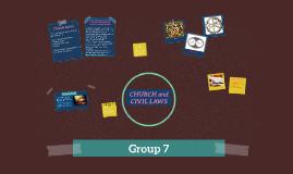 Church and Civil Laws