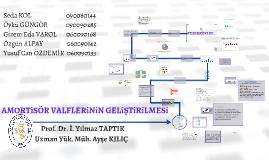 Copy of AMORTiSÖR VALFLERiNiN GELiŞTiRiLMESi