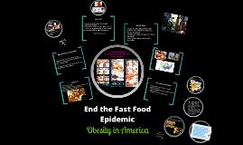 Copy of Fast Food Presentation
