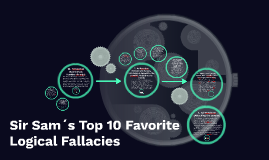 Sir Sam´s Top 10 Favorite Logical Fallacies