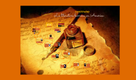 Copy of Copy of La literatura barroca en América