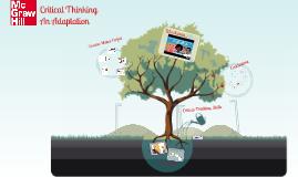 Critical Thinking: An Adaptation