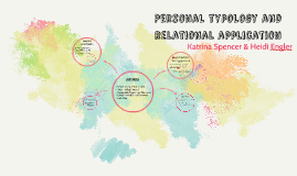 Personal typology and relational application
