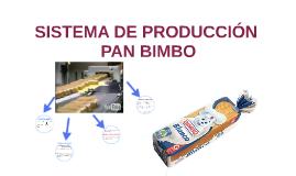 SISTEMA DE PRODUCCIÓN