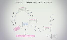 PRINCIPALES  PROBELMAS EN EL MERCADO Y COMERCIALIZACION DE L